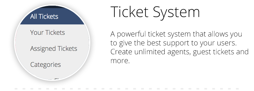 Support Centre - Advanced PHP Ticket System - 3